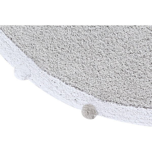 Alfombra lavable lorena canals bubbly gris claro lorena canals - Alfombra lorena canals oferta ...