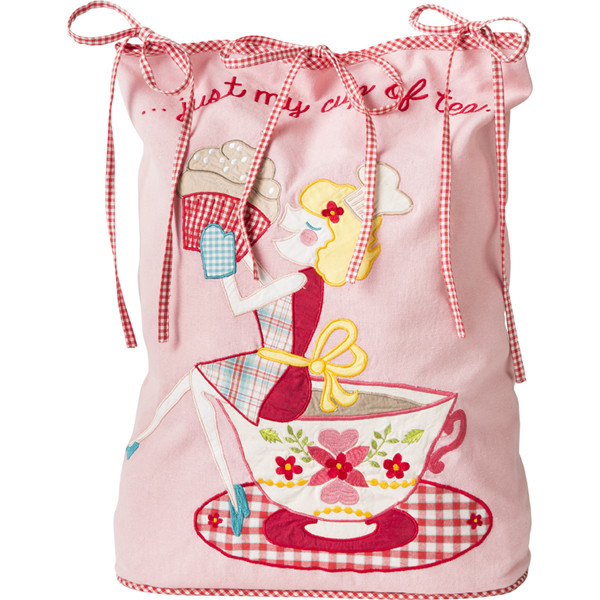 Bolsa para juguetes Cup of tea de Room Seven
