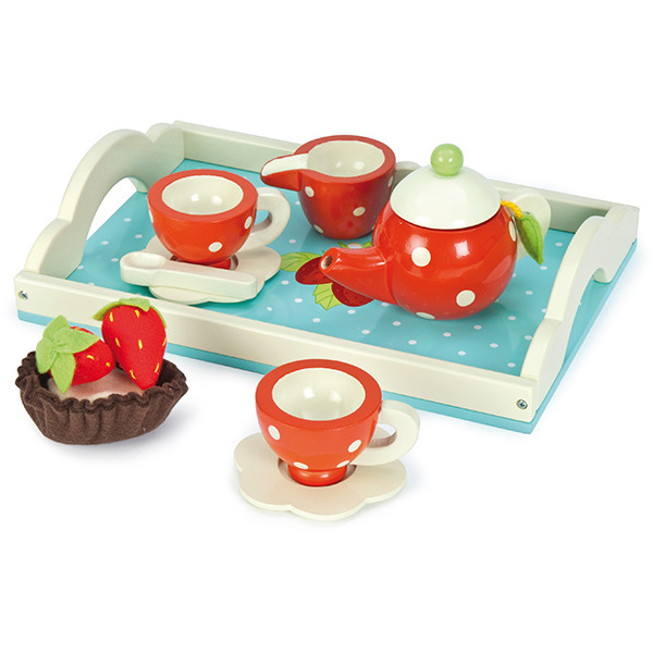 Set de té Honeybake