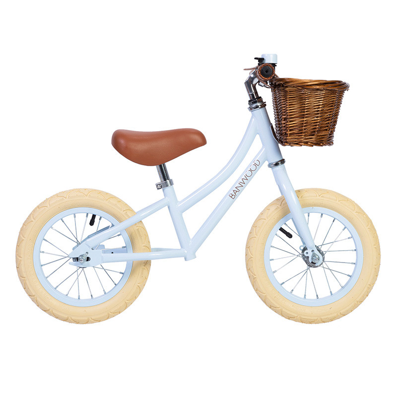 Bicicleta sin pedales First Go - Banwood cielo