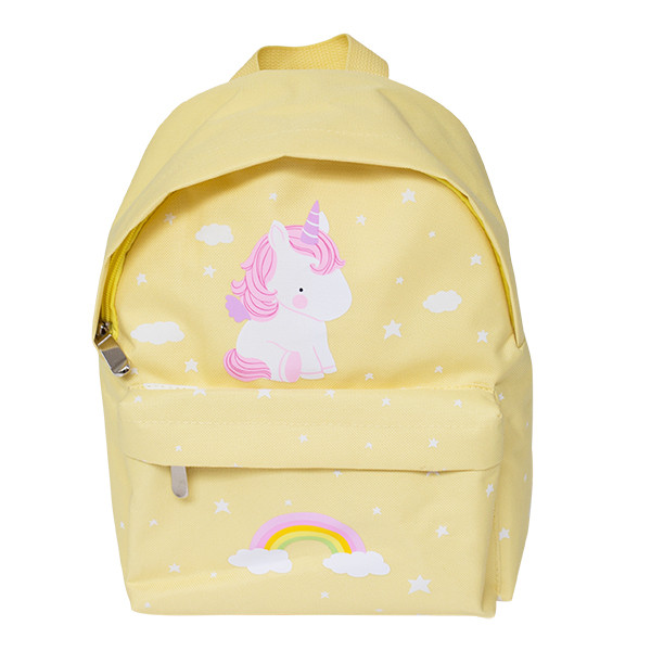Mini mochila Unicornio pastel A Little Lovely Company