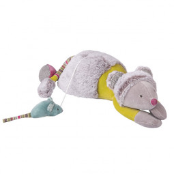 Peluche musical ratita de Moulin Roty