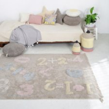 Alfombra infantil Lorena Canals Baby Numbers