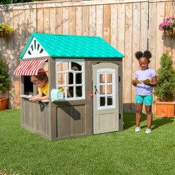 Casita infantil madera Coastal Cottage