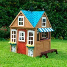 Casita infantil madera Seaside Cottage