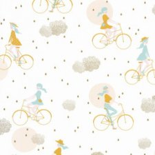 Papel pintado infantil Girl Power Lucy in the Sky