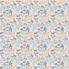 Papel pintado infantil Chic Flowers soft rose