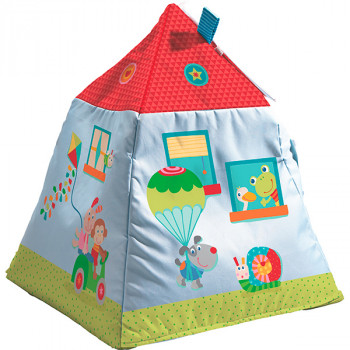 Puff infantil Amigos compinches