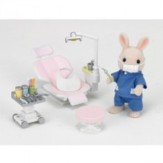 Sylvanian Families Set Dentista Country