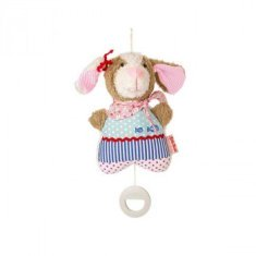 Peluche musical Dolce Perro