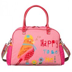 Bolso cambiador Happy to be me de Room Seven
