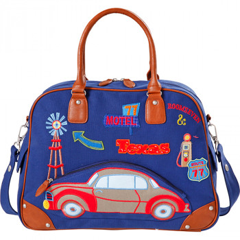 Bolso cambiador Car pocket de Room Seven