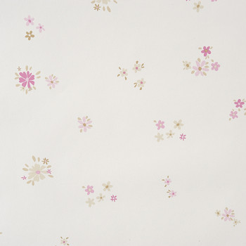 Papel pintado infantil Flores Girls Only