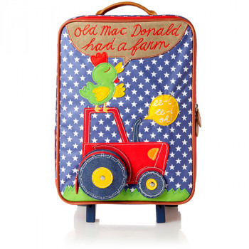 Trolley niños Old Mac Donald