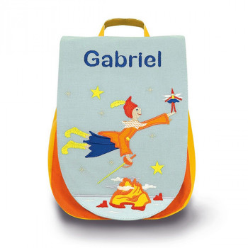 Mochila personalizable Peter Pan