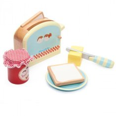 Set tostadora Honeybake Le Toy Van