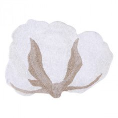 Alfombra infantil Lavable Cotton Flower
