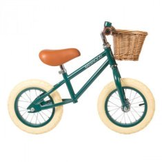 Bicicleta sin pedales First Go - Banwood verde