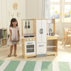 Cocina juguete Kidkraft Modern-Day con EZ Kraft Assembly™