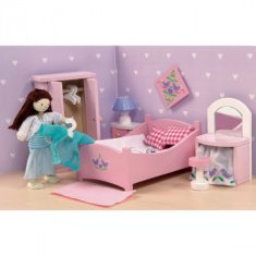 Dormitorio Sugar Plum de Le Toy Van