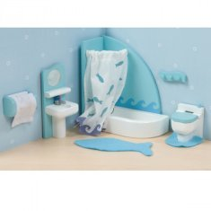 Baño Sugar Plum de Le Toy Van