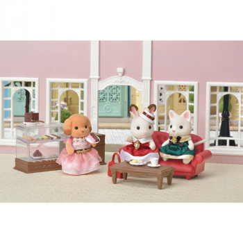 Sylvanian Town Series Set Salón de Chocolate