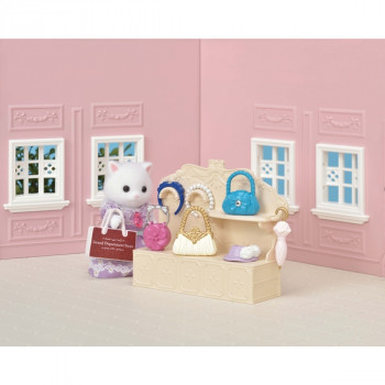 Set Escaparate de Moda Sylvanian Town Series