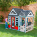 Casita infantil de madera Timber Trail